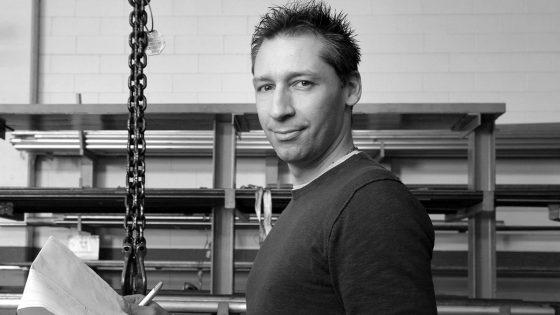 Mirko Pafundi Project Manager Fratelli Ardenghi Bergamo
