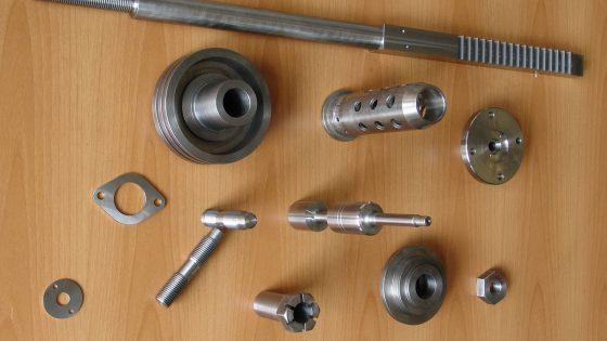componenti meccanici vari